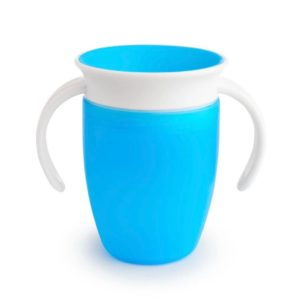 blue no-spill sippy cup